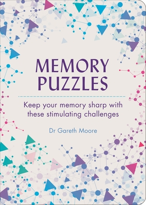 Memory Puzzles: Keep Your Memory Sharp with These Stimulating Challenges Cover Image