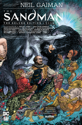 The Sandman: The Deluxe Edition Book Two Cover Image