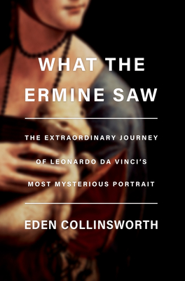 Cover for What the Ermine Saw