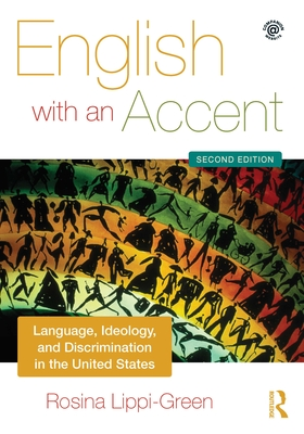 Cover for English with an Accent
