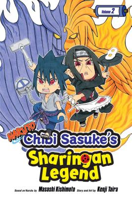 Naruto: Chibi Sasuke's Sharingan Legend, Vol. 2 cover image