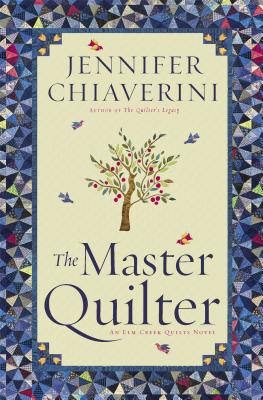 The Master Quilter Cover