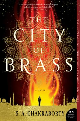The City of Brass: A Novel (The Daevabad Trilogy) Cover Image