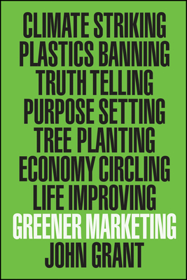 Greener Marketing Cover Image
