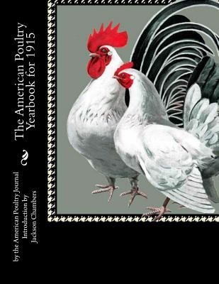 The American Poultry Yearbook for 1915 Cover Image