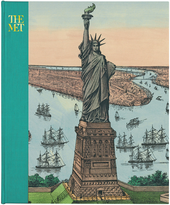 New York in Art 2021 Deluxe Engagement Book Cover Image