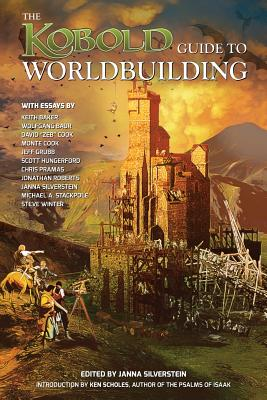Cover for Kobold Guide to Worldbuilding