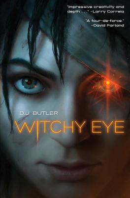 Witchy Eye Cover