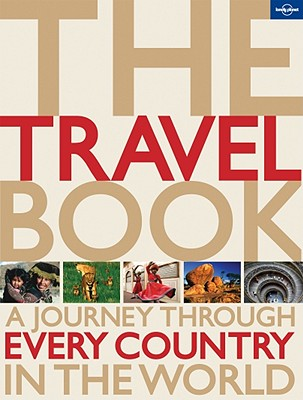 The Travel Book Cover
