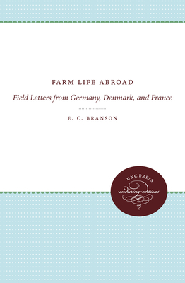 Farm Life Abroad: Field Letters from Germany, Denmark, and France Cover Image