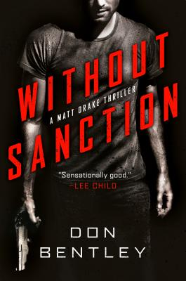 Without Sanction (A Matt Drake Thriller #1) Cover Image