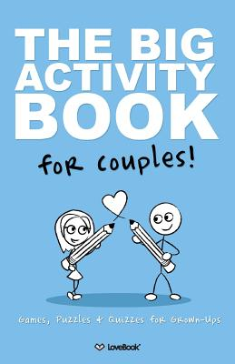 The Big Activity Book For Couples Cover Image