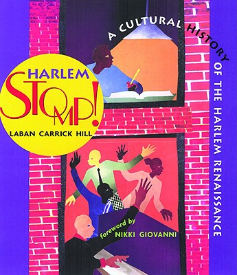 Harlem Stomp! Cover
