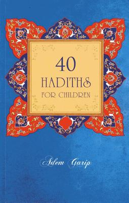 Cover for 40 Hadiths for Children