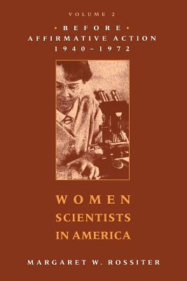 Cover for Women Scientists in America, 2