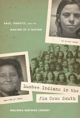 Lumbee Indians in the Jim Crow South Cover