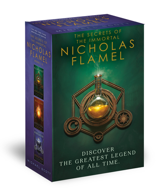 The Secrets of the Immortal Nicholas Flamel: The First Codex Cover Image