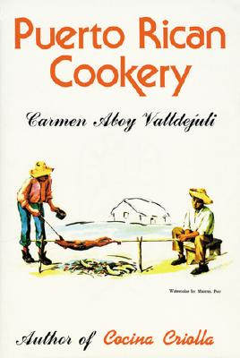 Puerto Rican Cookery Cover Image