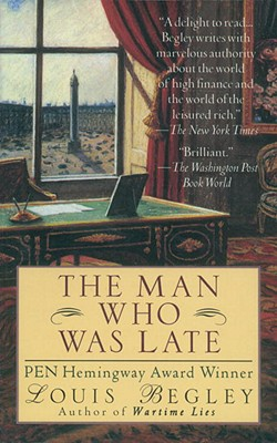 Man Who Was Late Cover