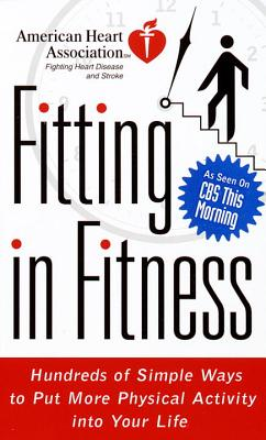 American Heart Association Fitting in Fitness Cover