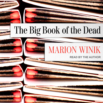 Cover for The Big Book of the Dead