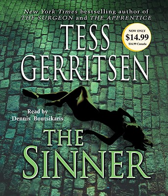 The Sinner: A Rizzoli & Isles Novel Cover Image