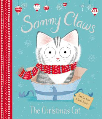 Sammy Claws: The Christmas Cat Cover Image