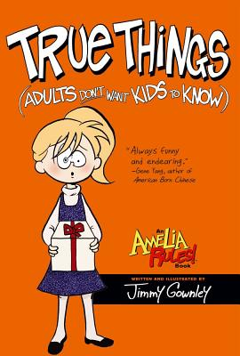 True Things (Adults Don't Want Kids to Know) Cover
