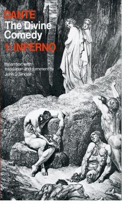 The Divine Comedy: Volume 1: Inferno Cover Image