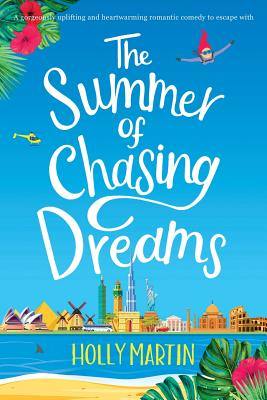 The Summer of Chasing Dreams: Large Print edition Cover Image