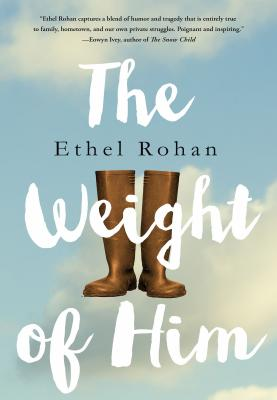 The Weight of Him Cover