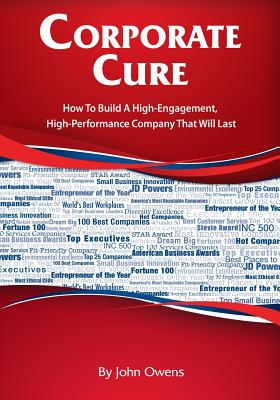 Corporate Cure Cover Image
