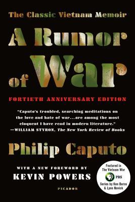 A Rumor of War: The Classic Vietnam Memoir (40th Anniversary Edition) Cover Image