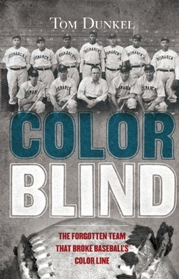 Color Blind Cover