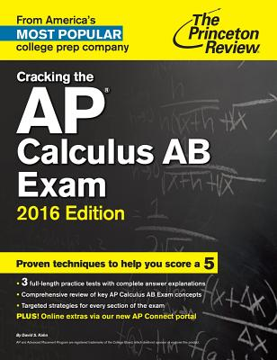 cracking the ap calculus ab exam 2019 pdf