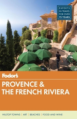 Fodor's Provence & the French Riviera Cover