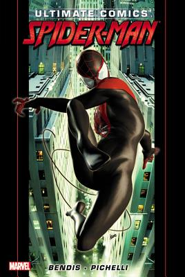 Ultimate Comics Spider-Man By Brian Michael Bendis - Volume 1 Cover