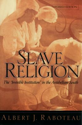 Slave Religion Cover