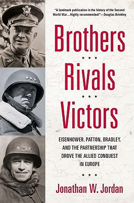 Brothers, Rivals, Victors Cover