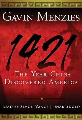 1421: The Year China Discovered America Cover Image