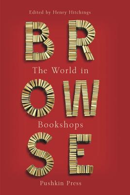 Browse: The World in Bookshops Cover Image