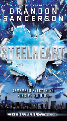 Cover for Steelheart (The Reckoners #1)