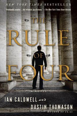 The Rule of Four Cover Image