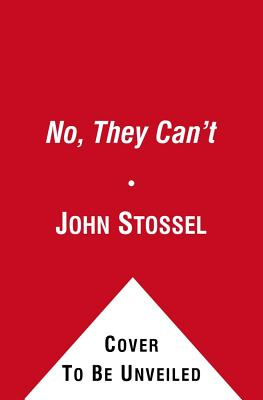 Cover for No, They Can't