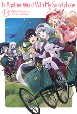 In Another World with My Smartphone: Volume 13 Cover Image