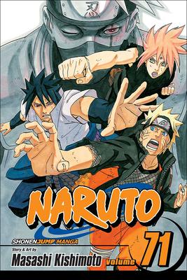 Naruto, Volume 71 Cover Image