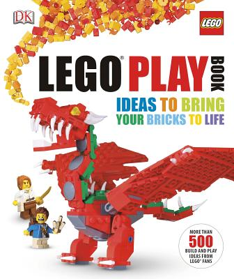 Lego Play Book Cover