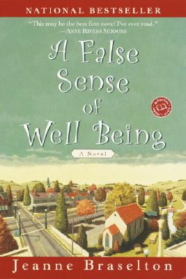 A False Sense of Well Being Cover