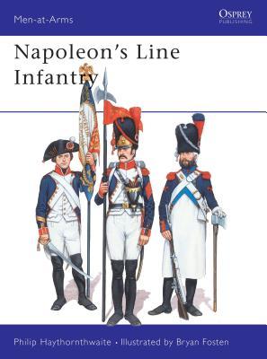 Napoleon's Line Infantry Cover