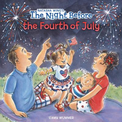 The Night Before the Fourth of July Cover Image